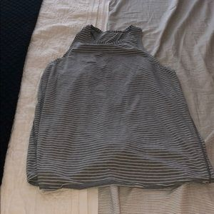 Lululemon all tied up size 12 tank top